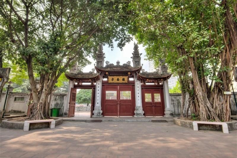 Tham dinh Kim Lien - mot trong tu tran cua kinh thanh Thang Long xua-Hinh-9