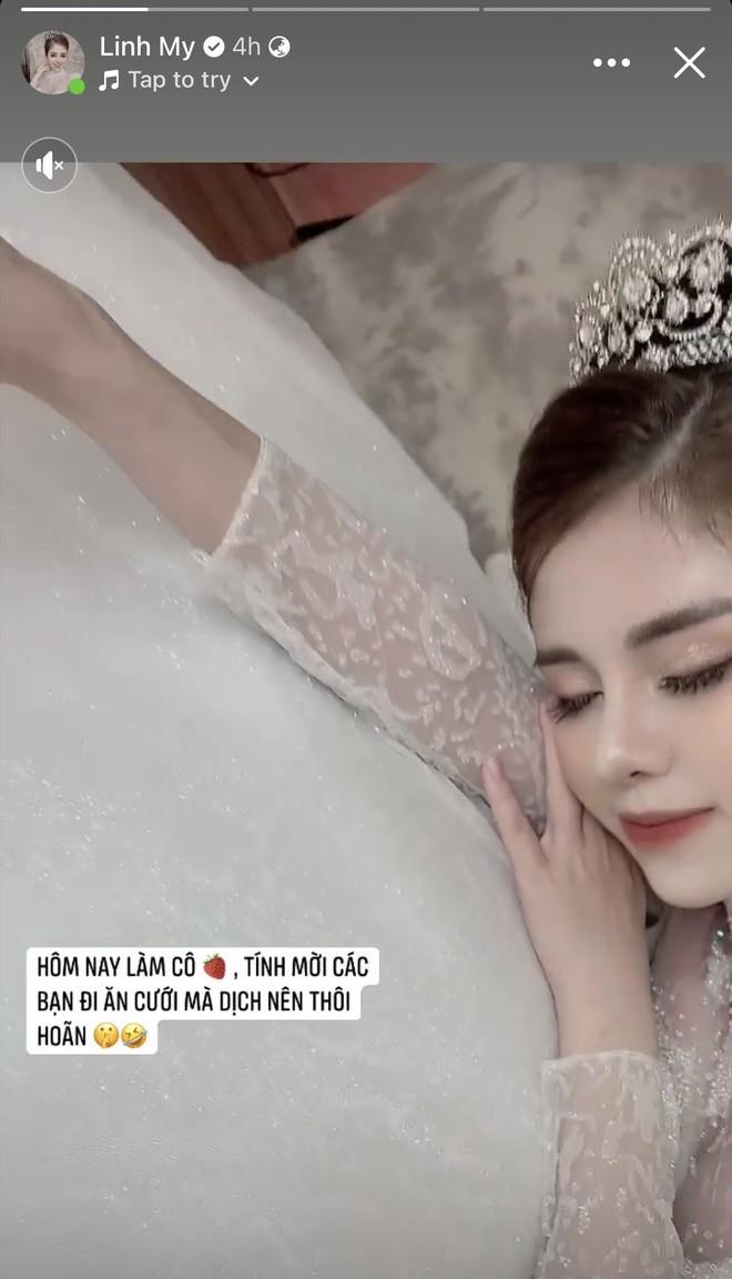 Hau ly hon, vo cu Huy Cung dang anh vay cuoi gay hoang mang-Hinh-3