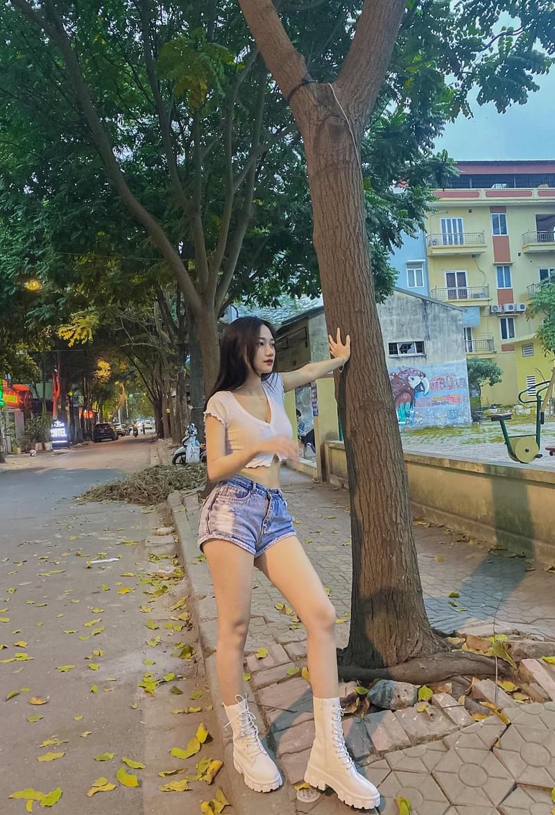 """Than hinh dep nhu tuong tac cua """"co gai vang trong lang lot xac""""-Hinh-11"""