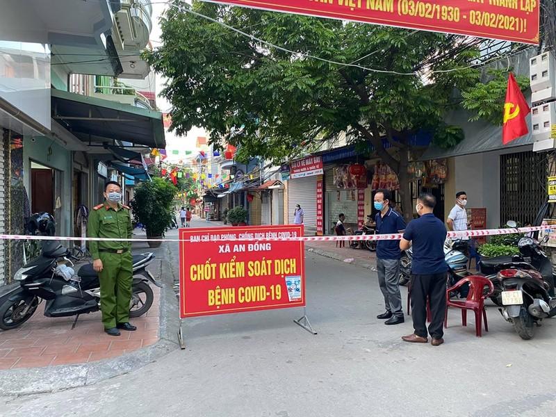 Hai Phong truy vet cac truong hop lien quan den benh nhan COVID-19