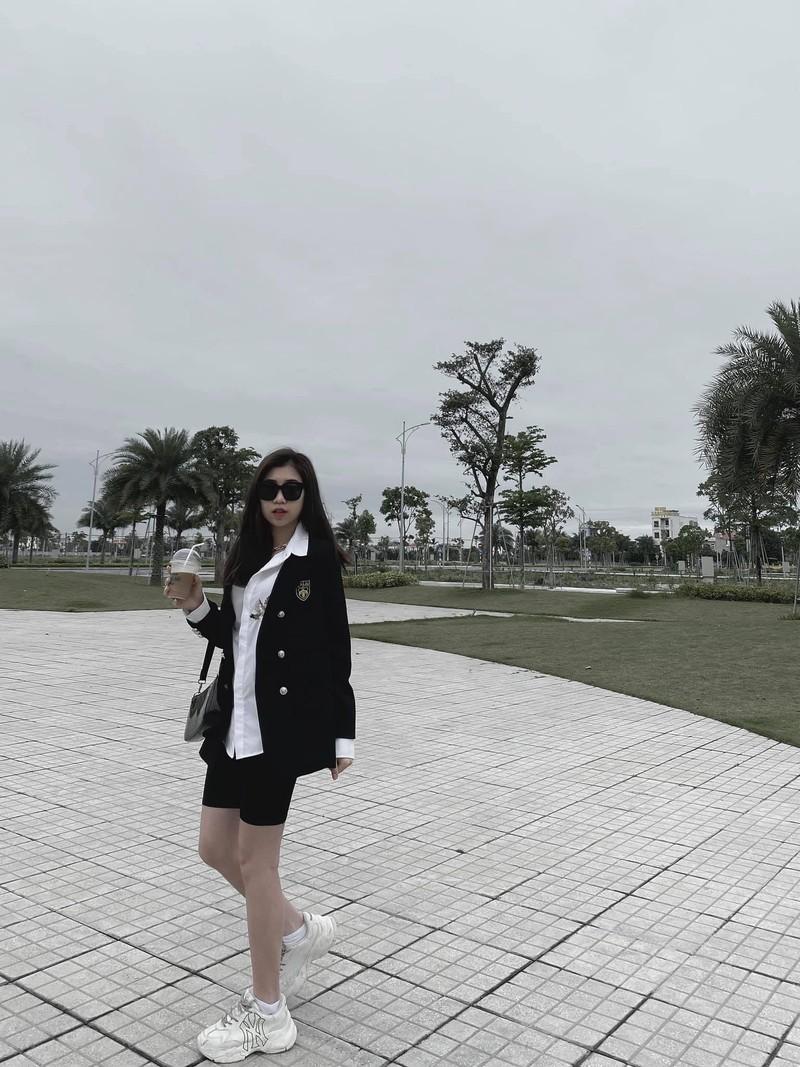 Em gai tien dao doi tuyen Viet Nam lo voc dang chuan hot girl-Hinh-10