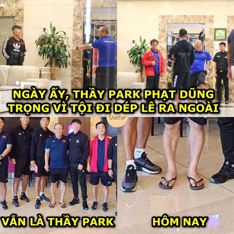 Nhung khoanh khac de thuong cua HLV Park Hang-seo-Hinh-4