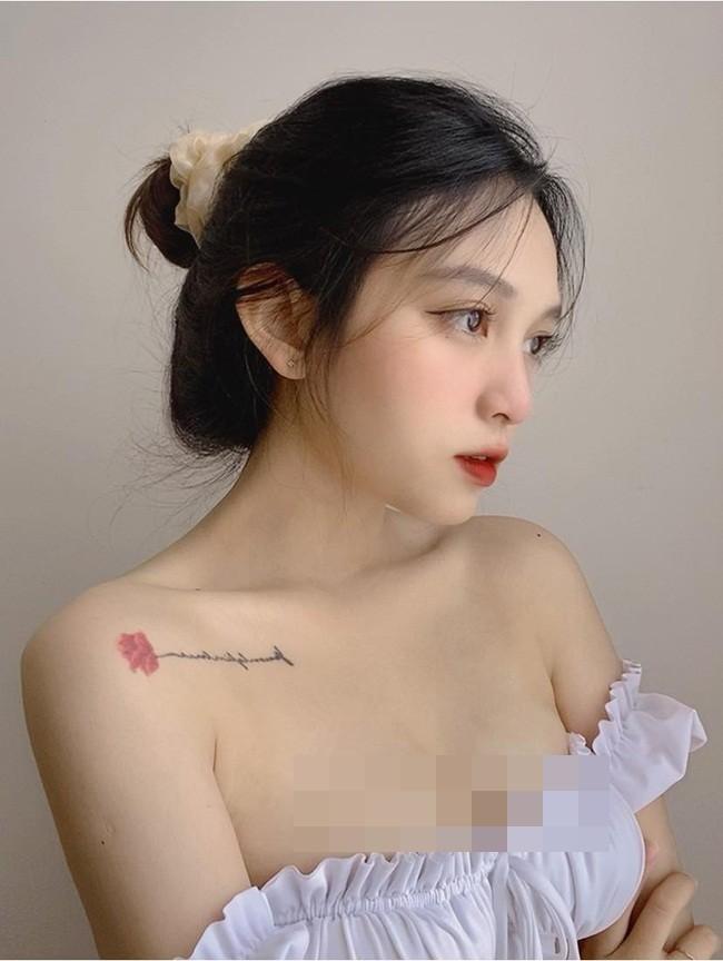 """Hot girl Gia Lai gay """"sot"""" voi guong mat xinh nhu bup be-Hinh-3"""