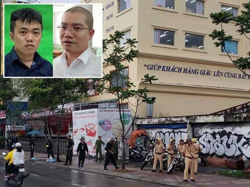 Bat ngo ve loi khai cua vo chong Nguyen Thai Luyen Alibaba