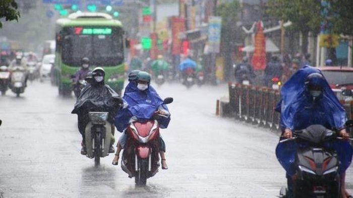 Xã hội - Dự báo thời tiết 22/8/2021: Phía Tây Bắc Bộ chiều tối có mưa