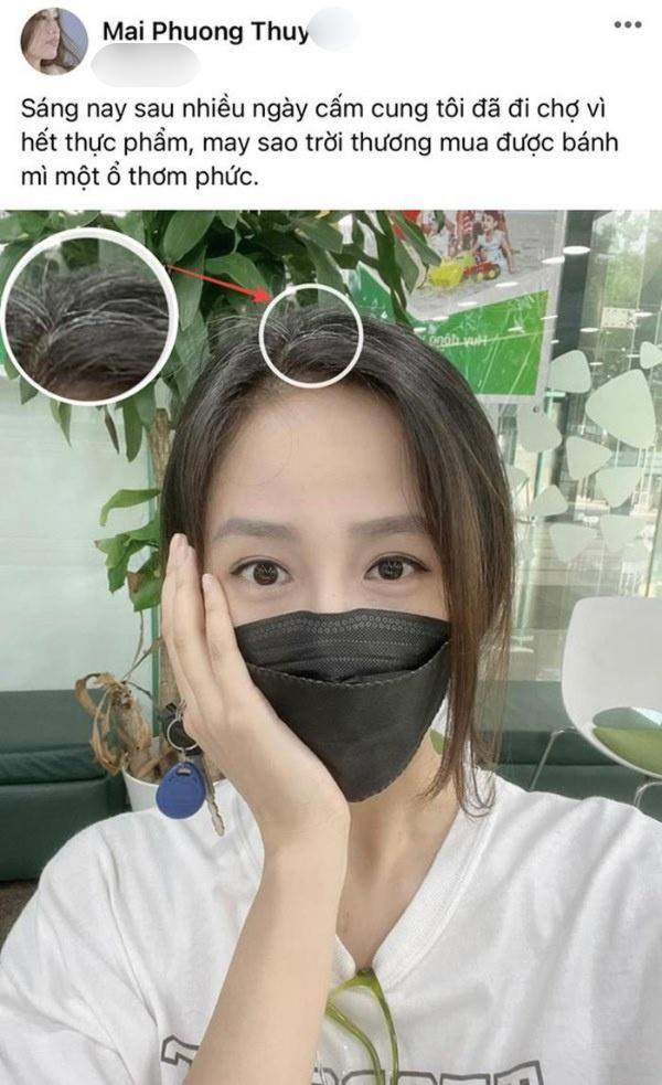 Ha Ho, Mai Phuong Thuy toc bac som, bi quyet cai thien la gi?