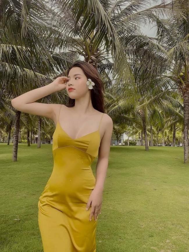 """Thi Hoa hau Hoan vu, gai xinh Nam Dinh nhan """"con mua"""" loi khen-Hinh-4"""