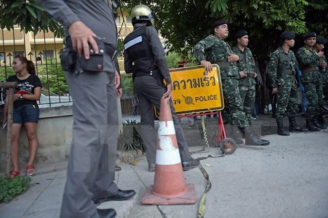 Cong bo danh tinh nu nghi pham danh bom o Bangkok