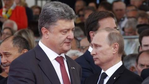 Nga-Ukraine lai nong ham hap vi ban dao Crimea