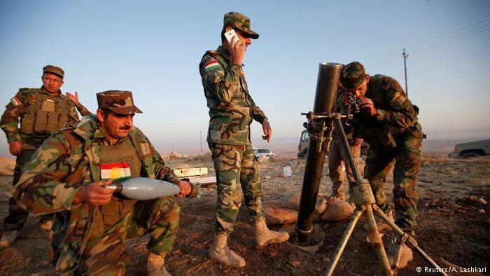 Iraq bac tin Tho Nhi Ky tham chien dich giai phong Mosul