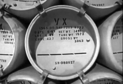 Tinh kich doc cua chat VX duoc cho da giet Kim Jong Nam