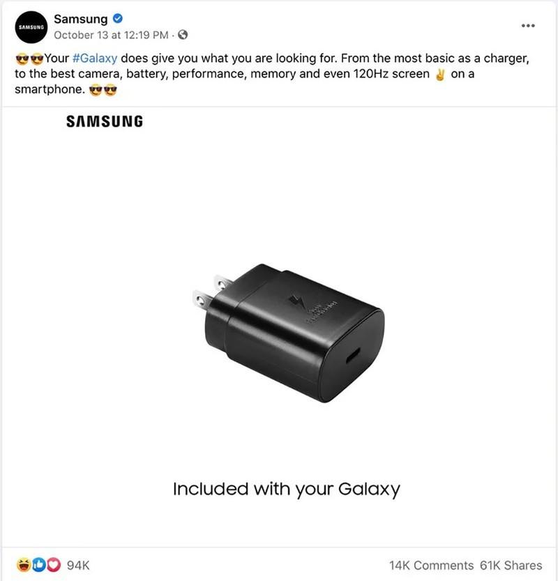 Co the hop dung Samsung Galaxy S21 se khong bao gom cu sac ?-Hinh-3