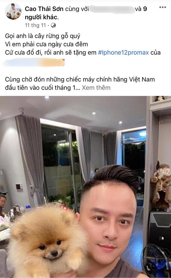 """Ngoc Trinh, Linh Ka noi tiep loat sao Viet """"hong"""" iPhone 12-Hinh-11"""