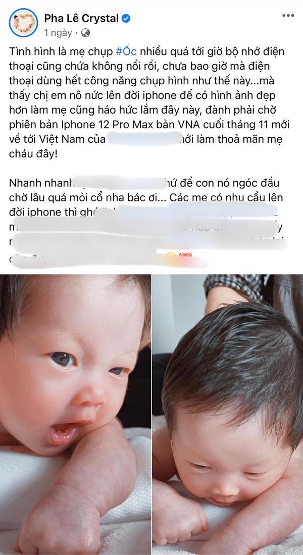 """Ngoc Trinh, Linh Ka noi tiep loat sao Viet """"hong"""" iPhone 12-Hinh-6"""