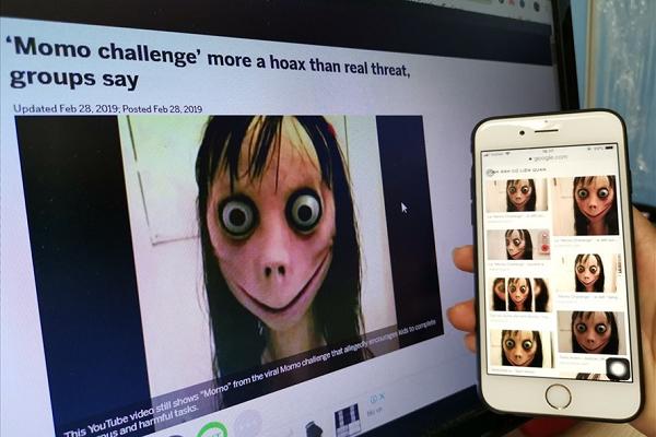 """Cac buoc """"chan dung"""" Thu thach Momo tren dien thoai, iPad cua con tre-Hinh-3"""