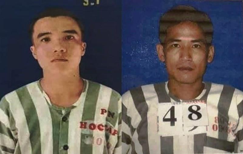 Truy na hai doi tuong tron khoi trai giam Cay Cay o Tay Ninh