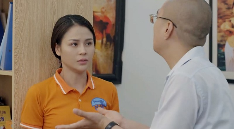 Hinh anh tren phim va ngoai doi cua Thu Trang-Hinh-5