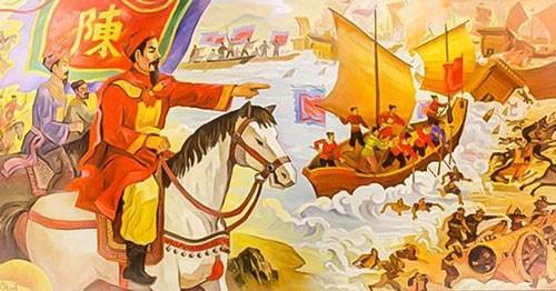 Vua Viet nao coi hoang bao dap cho thu cap tuong Mong Co?