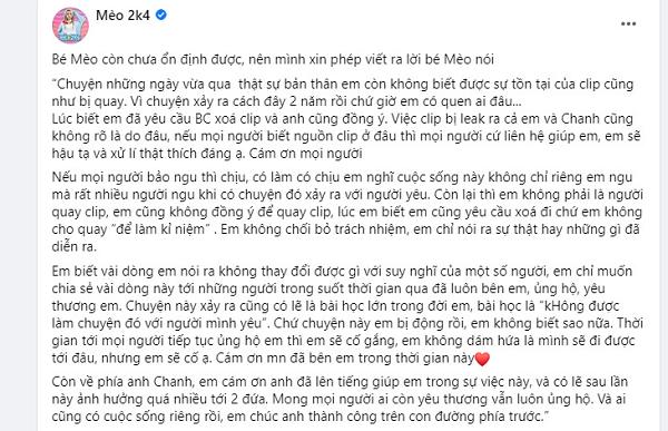 "Meo 2k4 chinh thuc len tieng, he lo ""nam chinh"" trong clip nong-Hinh-3"