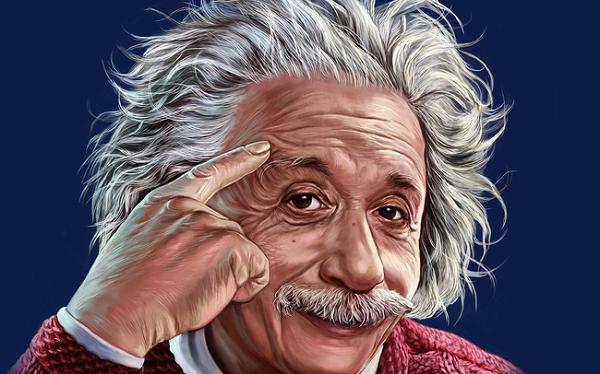 Chieu thuc day con doc dao cua thien tai Albert Einstein