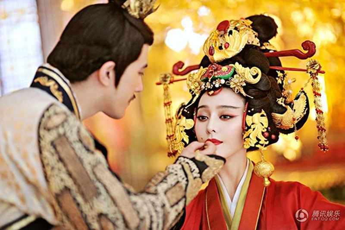 De vuong si tinh: Chuyen tinh ky la cua hoang de Trung Quoc-Hinh-2