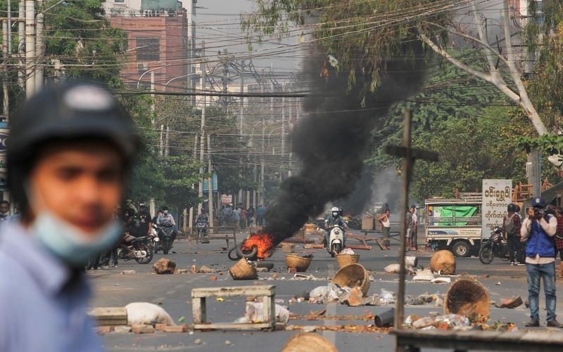 Tong tham muu truong 12 nuoc ra tuyen bo chung, len an bao luc Myanmar