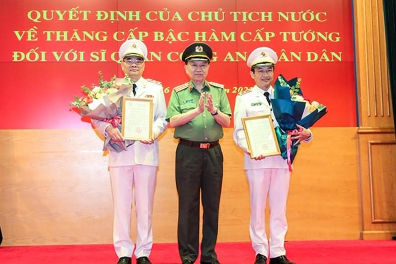 Chanh van phong Bo Cong an To An Xo duoc thang ham Trung tuong-Hinh-2