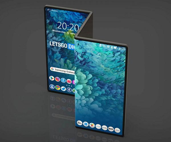 Soi can canh tablet ba man hinh gap cua Samsung sap ra mat-Hinh-9