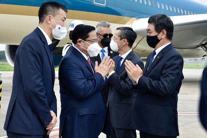 Thu tuong Pham Minh Chinh toi Indonesia, bat dau chuyen cong tac nuoc ngoai dau tien