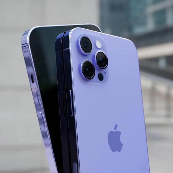 Nhung phien ban mau sac ruc ro cua iPhone 13 sap ra mat-Hinh-11