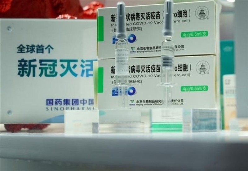 Vaccine Trung Quoc ve Viet Nam su dung the nao?
