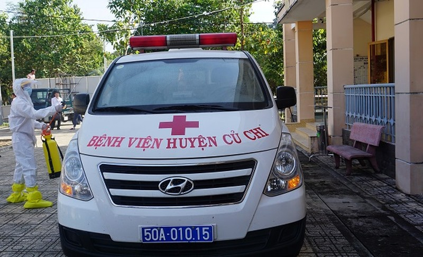 TP Ho Chi Minh thanh lap khu cach ly tam F0 quy mo 100-200 giuong tai cac quan, huyen