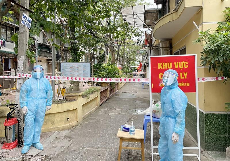 Bi thu Thanh uy Ha Noi Dinh Tien Dung: Noi co dich phai ra quan tong luc-Hinh-3