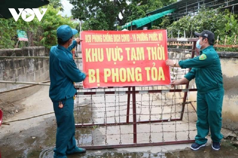 Khoi to vu an hinh su thu 2 vi lam lay lan dich benh tai Ninh Thuan