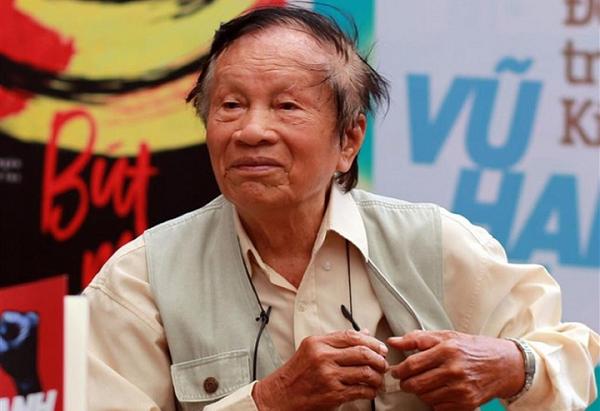 Nha van Vu Hanh - tac gia