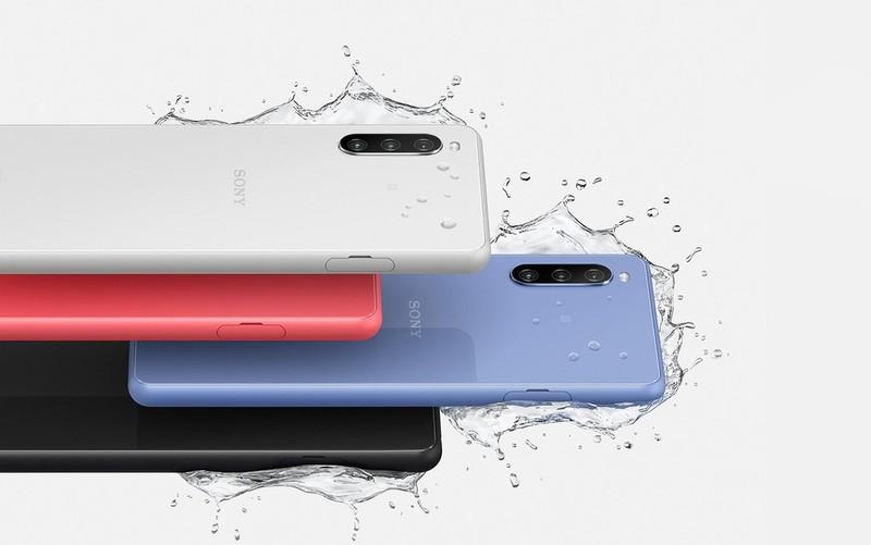 Sony Xperia 10 III Lite am tham ra mat: Snapdragon 690, chong nuoc IP68-Hinh-2
