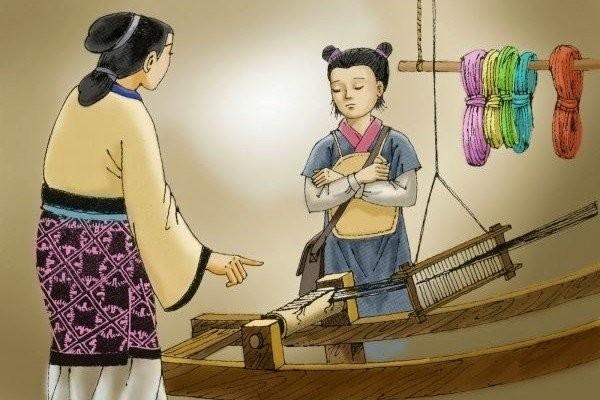 Co nhan day: Lay vo nhin me, lay chong xem cha, con cai la tam guong phan chieu tinh cach cua cha me-Hinh-2