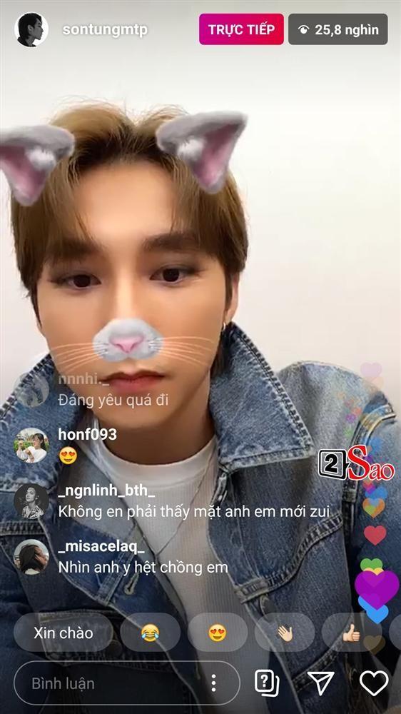 Son Tung bam nham hieu ung trang diem khi livestream khien fan nga ngua-Hinh-7