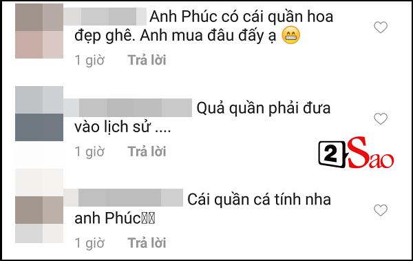 Duc Phuc di phoi nang nhung dan mang chi quan tam toi 'body het con gai' va chiec quan dui qua xinh-Hinh-5