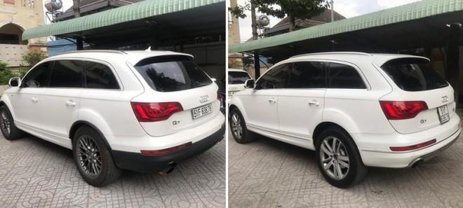2 xe Audi Q7 trung BKS 51F-838.78 o Bien Hoa: Dau that dau dom?