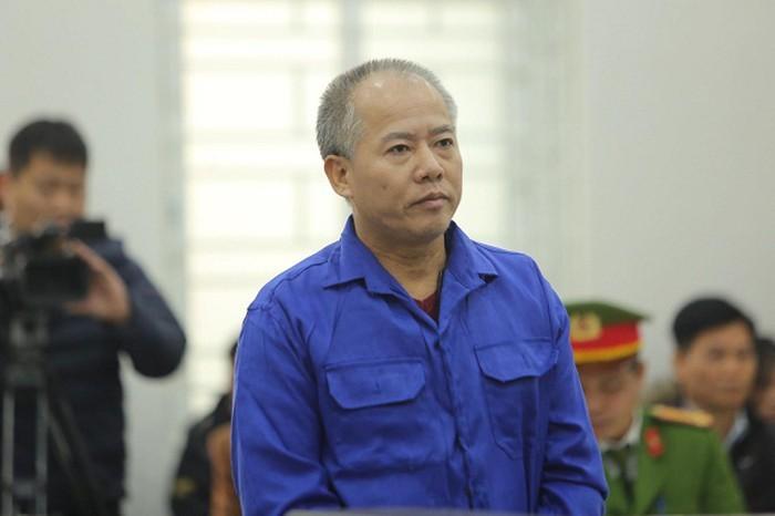 Tham sat ca nha em trai o Dan Phuong: Ke giet 4 nguoi nhan an tu hinh