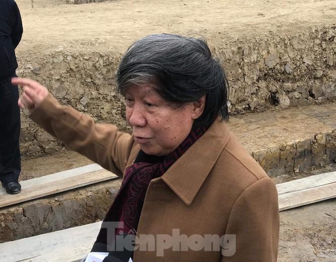 Giao su su hoc Le Van Lan noi gi ve bai coc nghin nam tuoi o Hai Phong?