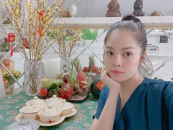 Duong Cam Lynh khoe can ho moi vao dip Tet sau thoi gian thue nha hau ly hon-Hinh-2