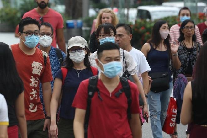 Singapore se cap khau trang cho toan bo 1,37 trieu gia dinh