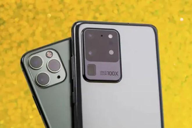 Nen chon ai giua Galaxy S20, Galaxy Z Flip va iPhone 11 Pro?-Hinh-2