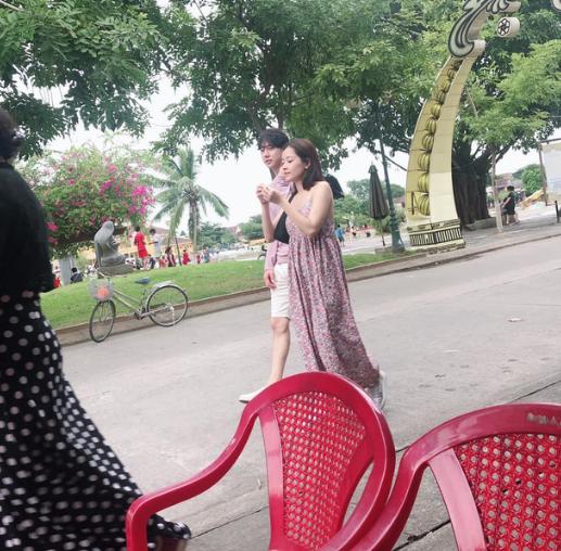 Chi Pu va ban trai tin don nguoi Han bat ngo lo bang chung hen ho-Hinh-7