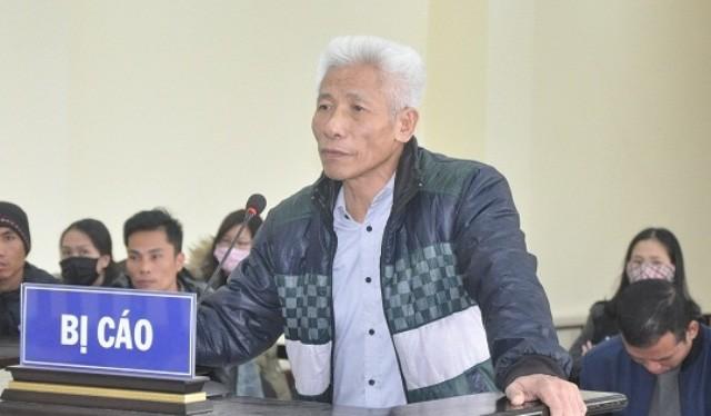 """Nhan than com can cua dai ca Cu """"bai"""" danh cong an o bien Hai Tien"""