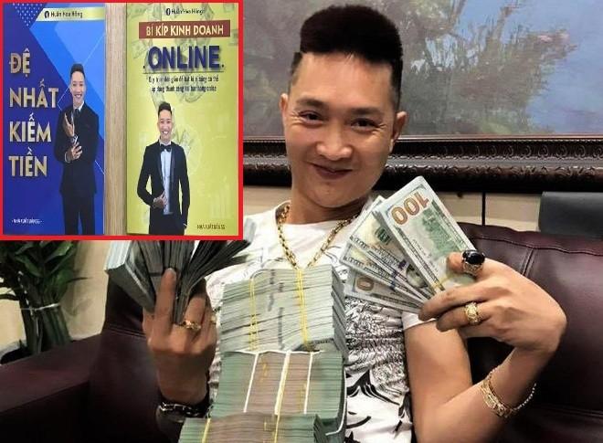 Huan Hoa Hong xuat ban sach bi to