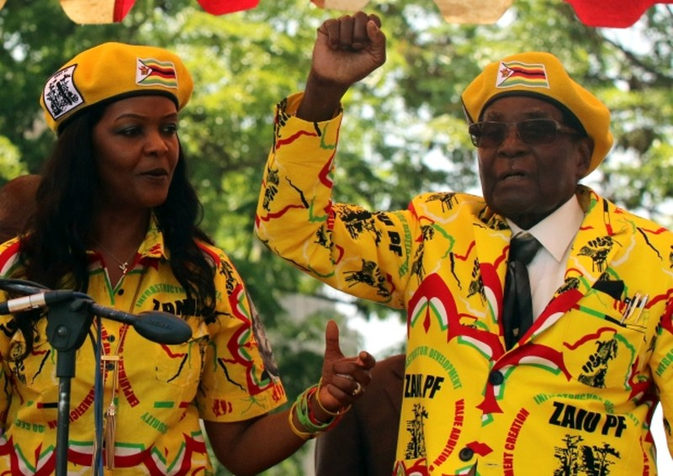 Tong thong Zimbabwe chap nhan tu chuc de duoc song luu vong-Hinh-2