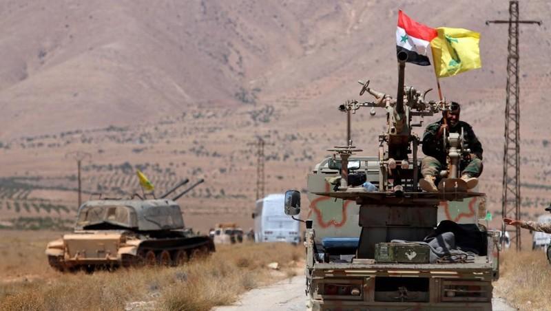 Quan doi Syria tai chiem 80% thanh tri cuoi cung cua IS